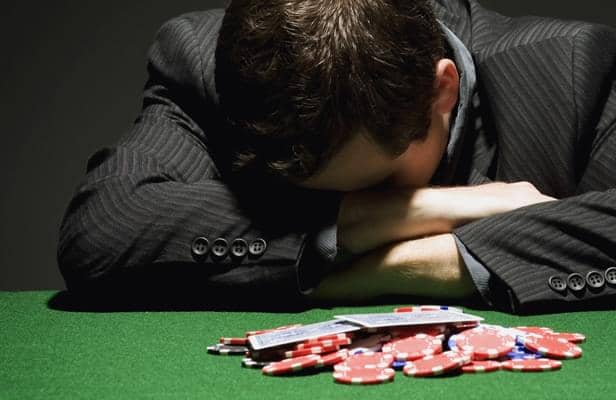 Why you should never chase losses when gambling online